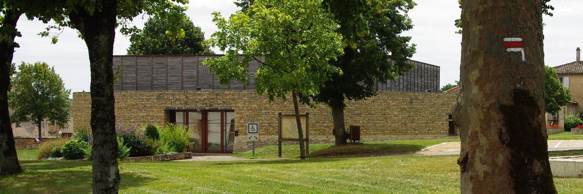Maison des associations de Saint-Roman-les-Melle