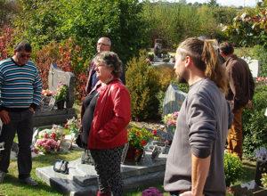 Formation aménager les cimetières à Bressuire