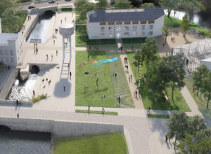 Perspective du projet Port Boinot