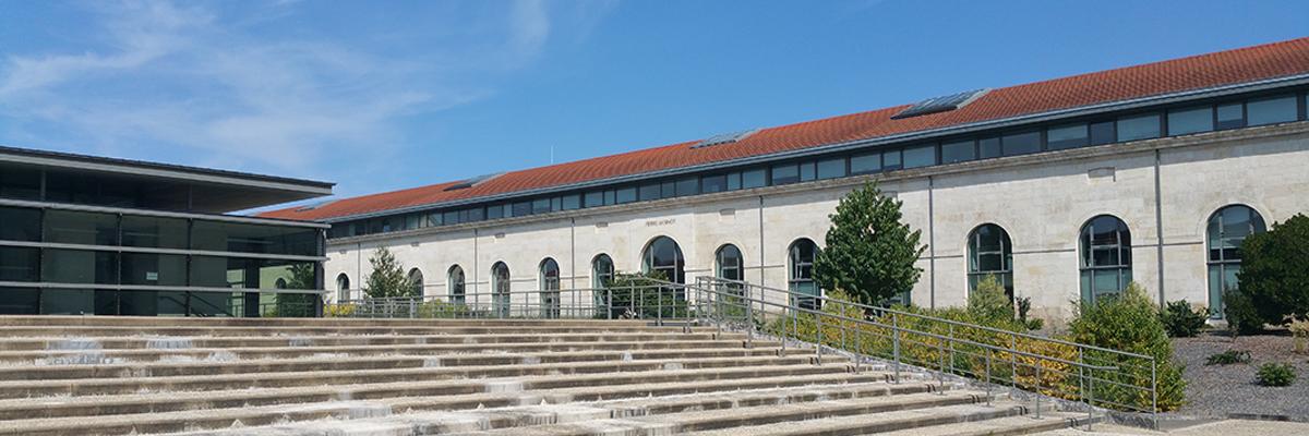 Maison du Département des Deux-Sèvres, architectes Triade