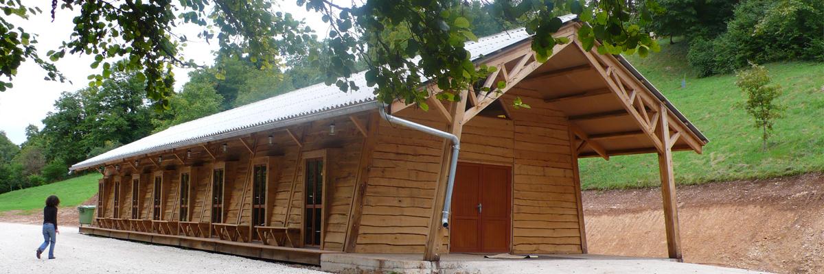 L'abri somptueux à Fontivillié (ex commune de Sompt)