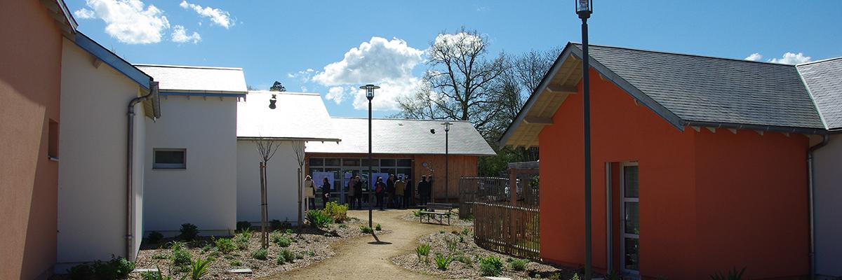 Village les Églantiers à la Chapelle-Saint-Laurent