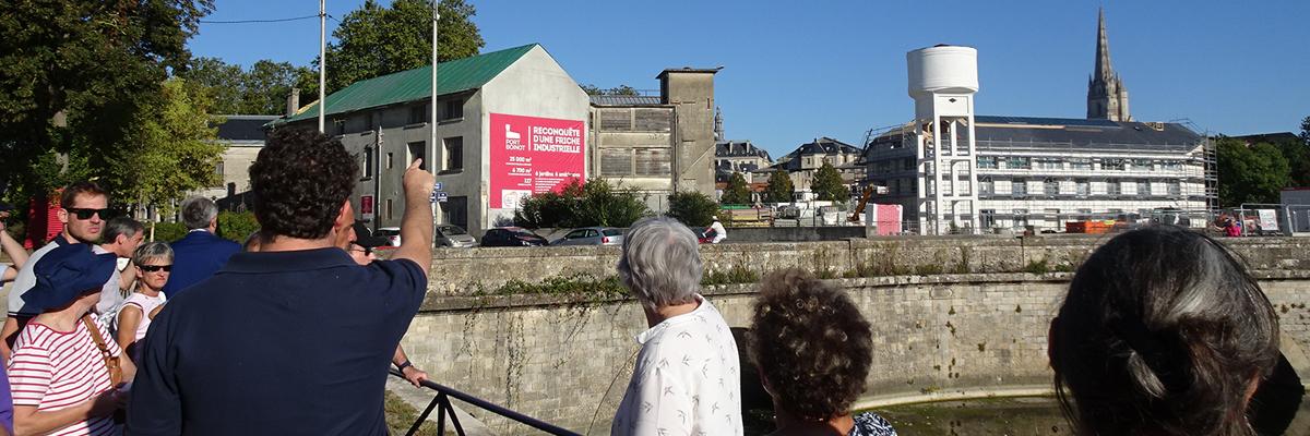Visite de Port Boinot - Septembre 2019