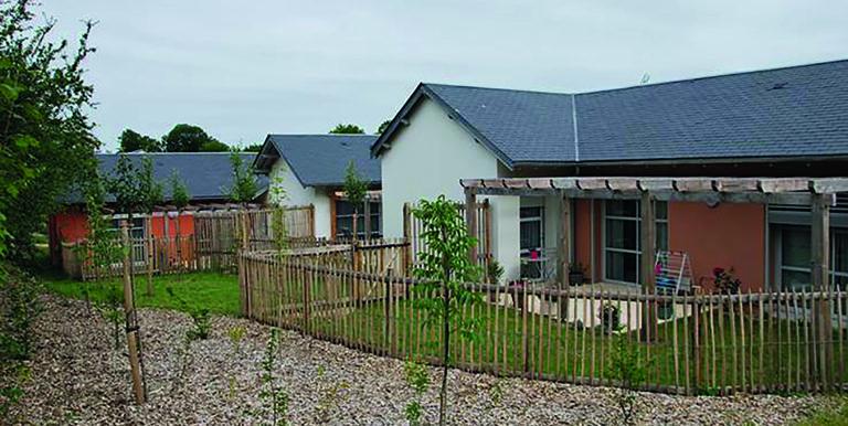 Habitat groupé pour personnes âgées à la Chapelle-Saint-Laurent