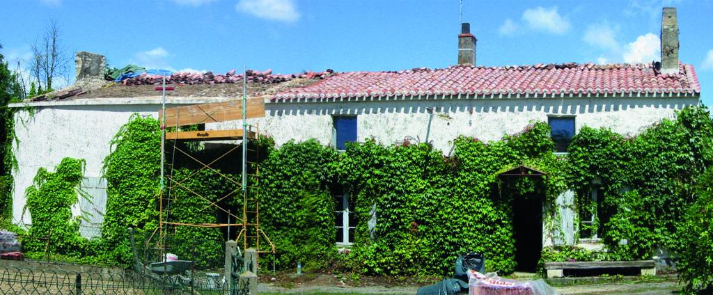 Réhabilitation d'une maison traditionnelle