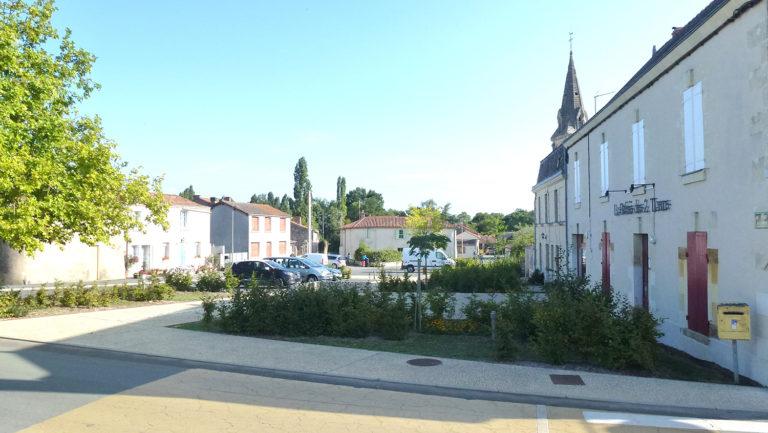 Aménagements de Bouillé-Saint-Paul, commune de Val-en-Vigne