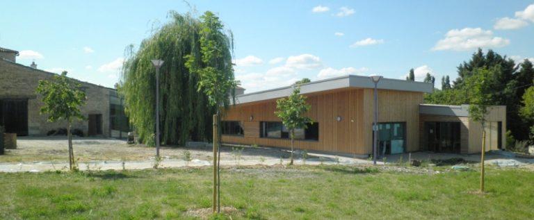 Restructuration et extension de l'école de Sansais